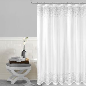 "Colordrift Twilight Shower Curtain - Size: 72""x72"""